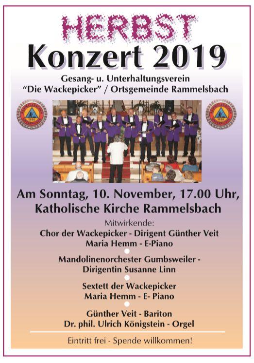 Konzert Wackepicker 2019