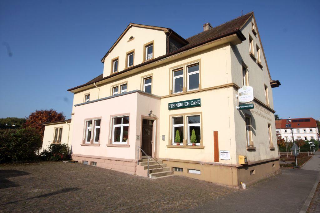Eröffnung Steinbruch Café unter neuem Betreiber